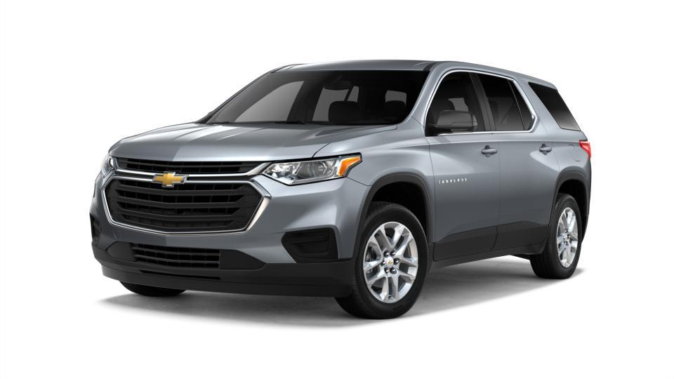 2018 Chevrolet Traverse Vehicle Photo in MIDLAND, TX 79703-7718