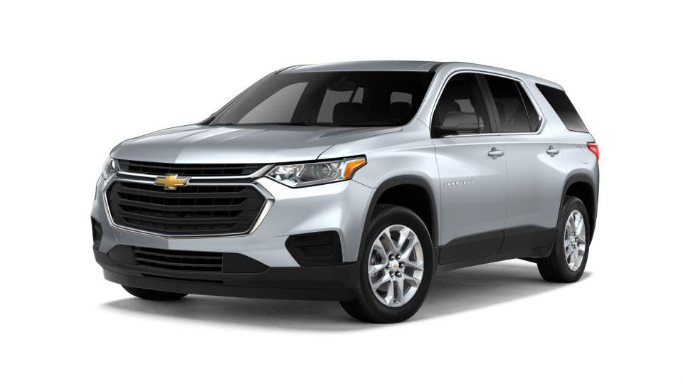 2018 Chevrolet Traverse Vehicle Photo in CARLSBAD, CA 92008-4338