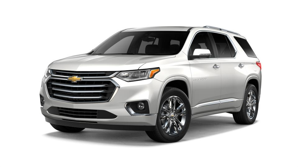2018 Chevrolet Traverse Vehicle Photo in BEND, OR 97701-5133