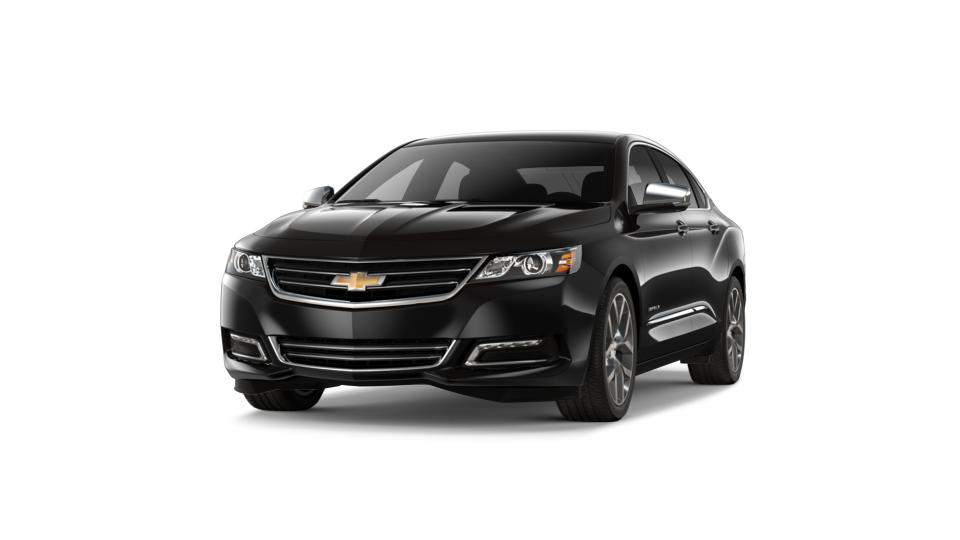 2018 Chevrolet Impala Vehicle Photo in ODESSA, TX 79762-8186