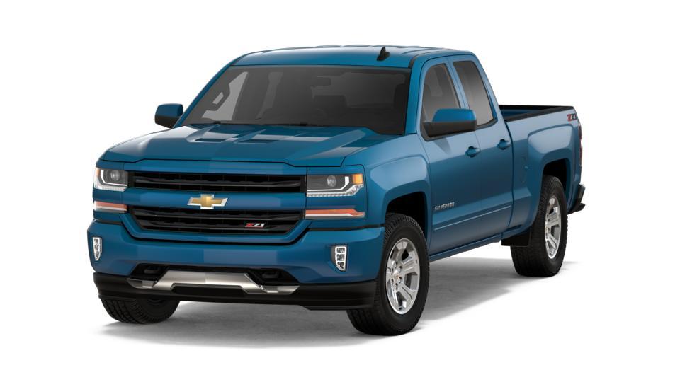 2018 Chevrolet Silverado 1500 Vehicle Photo in MEDINA, OH 44256-9631