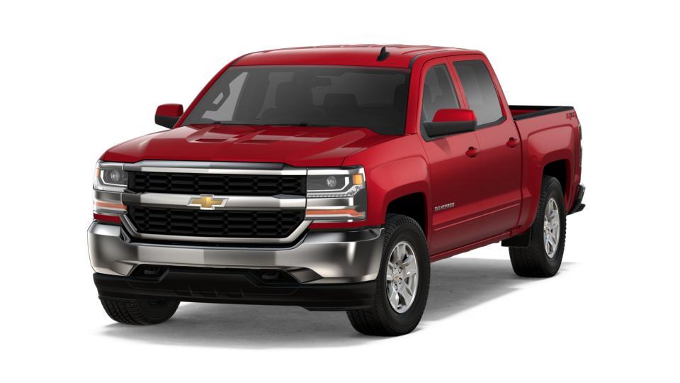 2018 Chevrolet Silverado 1500 Vehicle Photo in MIDLAND, TX 79703-7718