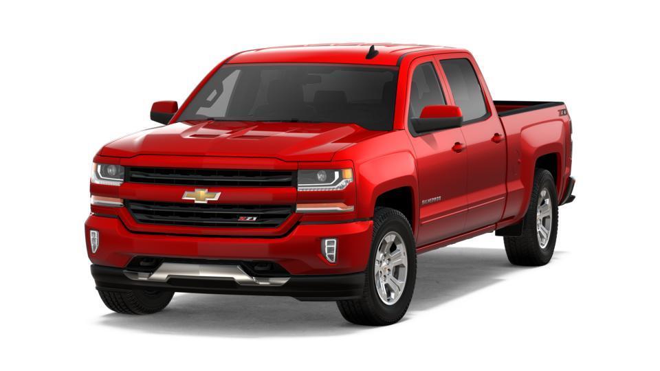 2018 Chevrolet Silverado 1500 Vehicle Photo in MIDDLETON, WI 53562-1492