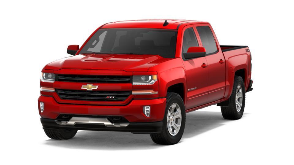 2018 Chevrolet Silverado 1500 Vehicle Photo in EMPORIA, VA 23847-1235
