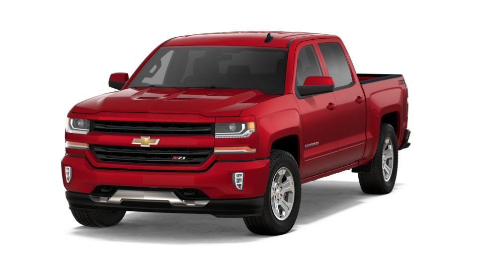 2018 Chevrolet Silverado 1500 Vehicle Photo in JASPER, GA 30143-8655