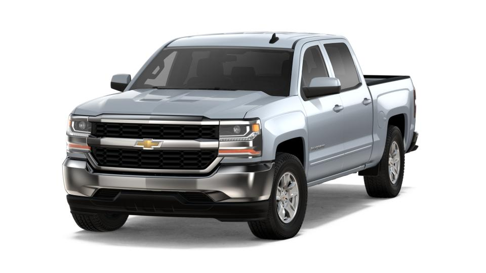 2018 Chevrolet Silverado 1500 Vehicle Photo in SAN LEANDRO, CA 94577-1512