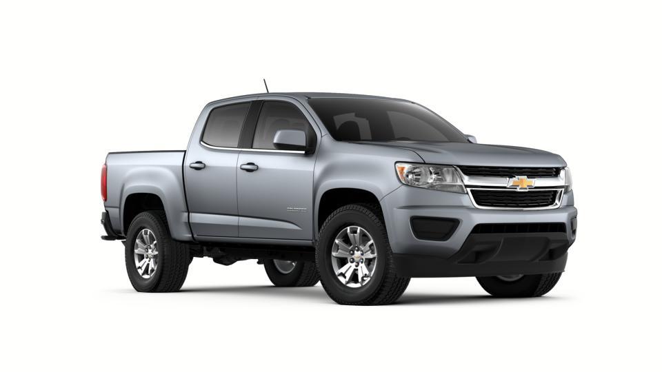 2018 Chevrolet Colorado Vehicle Photo in NOVATO, CA 94945-4102