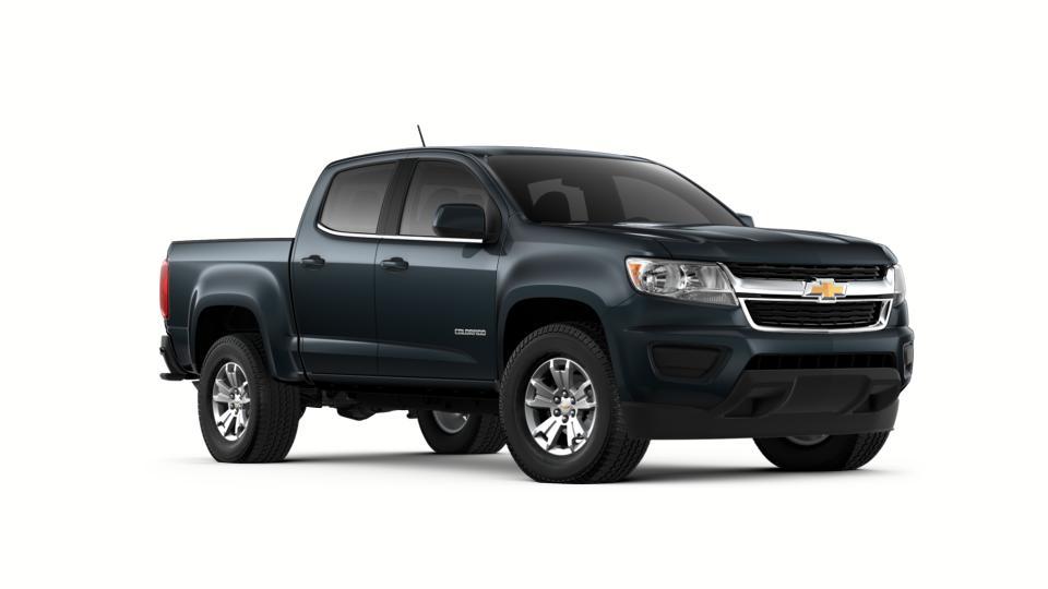 2018 Chevrolet Colorado Vehicle Photo in CROSBY, TX 77532-9157