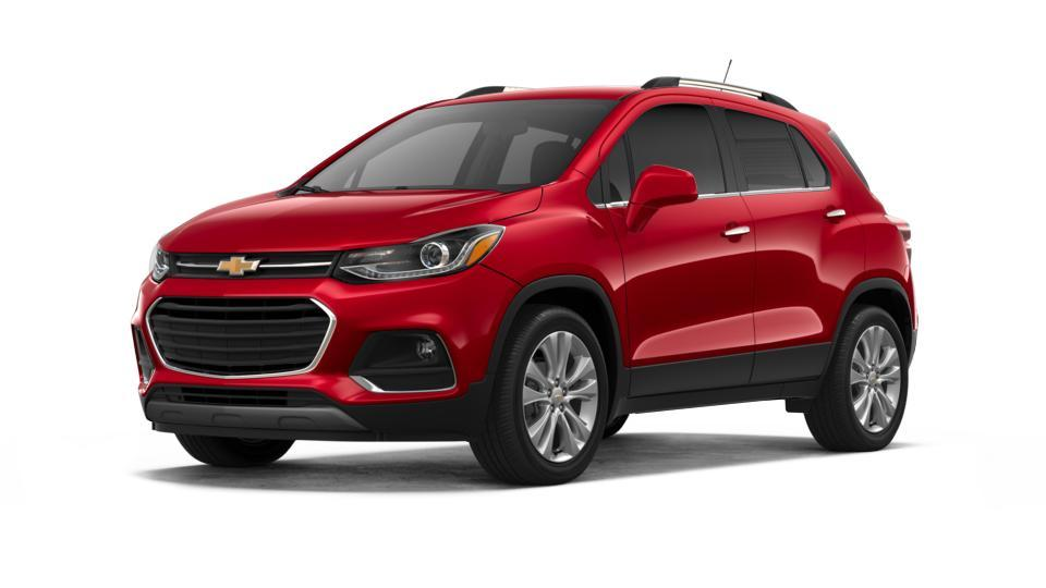 2018 Chevrolet Trax Vehicle Photo in ANCHORAGE, AK 99515-2026