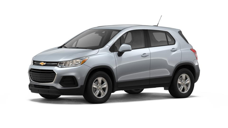Used 2018 Chevrolet Trax LS with VIN 3GNCJNSB4JL416456 for sale in Worthington, Minnesota