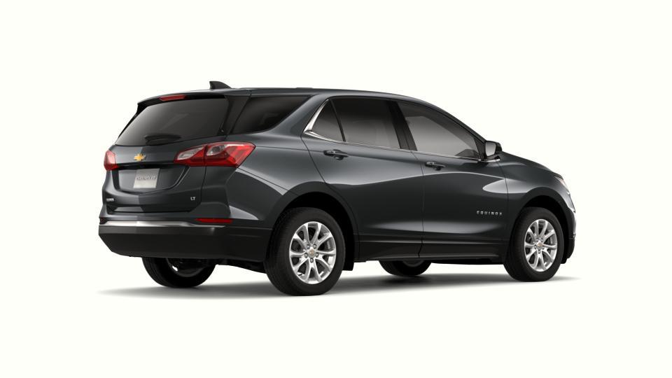 Certified 2019 Chevrolet Equinox LT with VIN 2GNAXKEV2K6285284 for sale in Alexandria, Minnesota