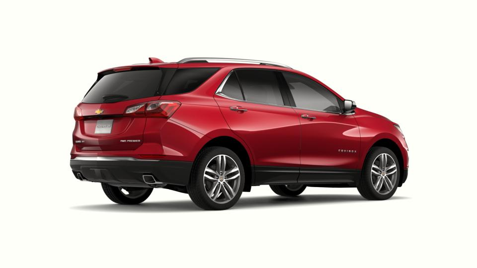 Used 2019 Chevrolet Equinox Premier with VIN 2GNAXYEX8K6220640 for sale in Litchfield, Minnesota