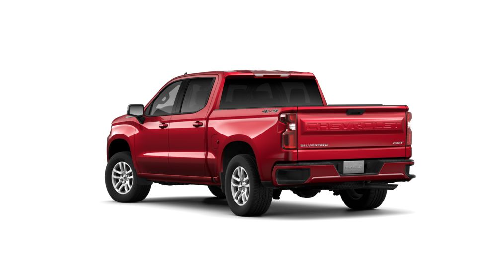 Used 2019 Chevrolet Silverado 1500 RST with VIN 3GCUYEED3KG174727 for sale in Princeton, Minnesota