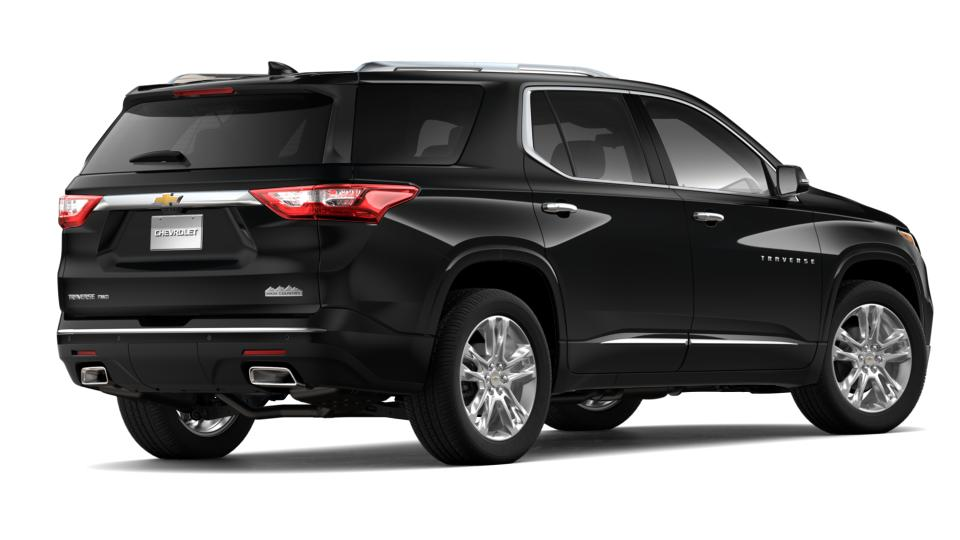 Used 2019 Chevrolet Traverse High Country with VIN 1GNEVJKW9KJ195020 for sale in Maplewood, Minnesota