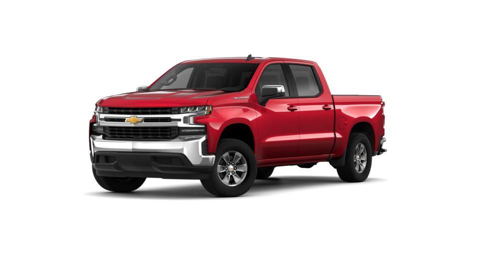 2019 Chevrolet Silverado 1500 Vehicle Photo in MIDLAND, TX 79703-7718