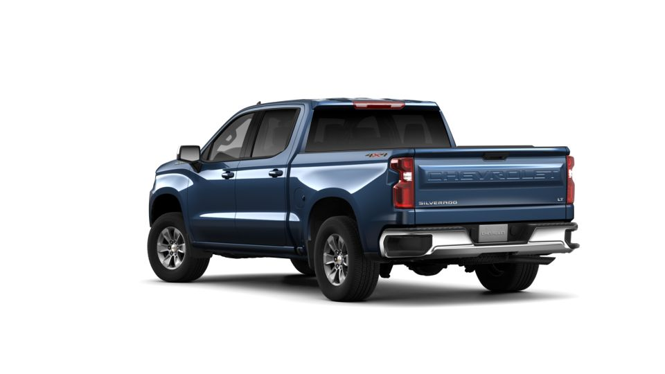 Used 2019 Chevrolet Silverado 1500 LT with VIN 1GCUYDED7KZ126092 for sale in Park Rapids, Minnesota