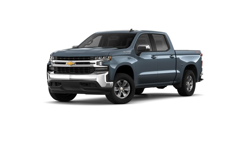 2019 Chevrolet Silverado 1500 Vehicle Photo in MADISON, WI 53713-3220