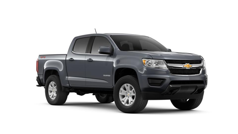 2019 Chevrolet Colorado Vehicle Photo in NEENAH, WI 54956-2243