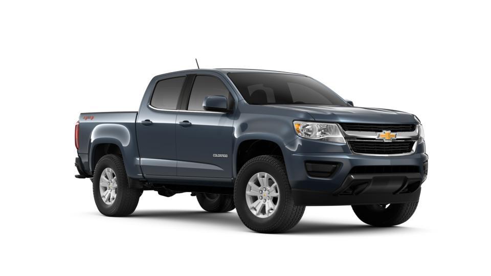 2019 Chevrolet Colorado Vehicle Photo in MEDINA, OH 44256-9631