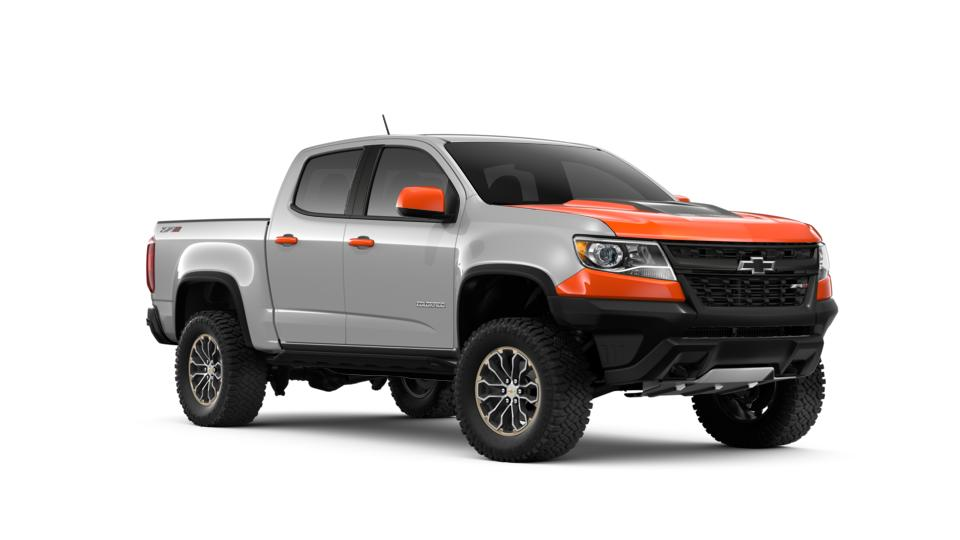2019 Chevrolet Colorado Vehicle Photo in BOONVILLE, IN 47601-9633