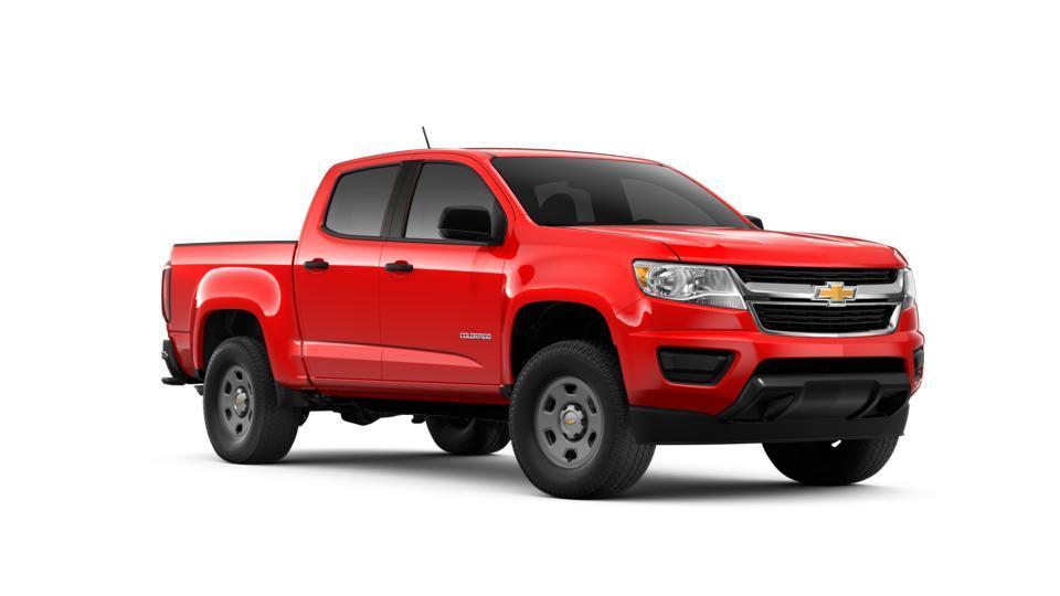 2019 Chevrolet Colorado Vehicle Photo in COLORADO SPRINGS, CO 80905-7347
