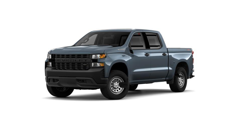 2019 Chevrolet Silverado 1500 Vehicle Photo in BATON ROUGE, LA 70806-4464