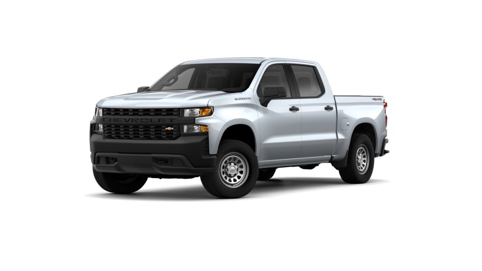 2019 Chevrolet Silverado 1500 Vehicle Photo in WEST CHESTER, PA 19382-4976