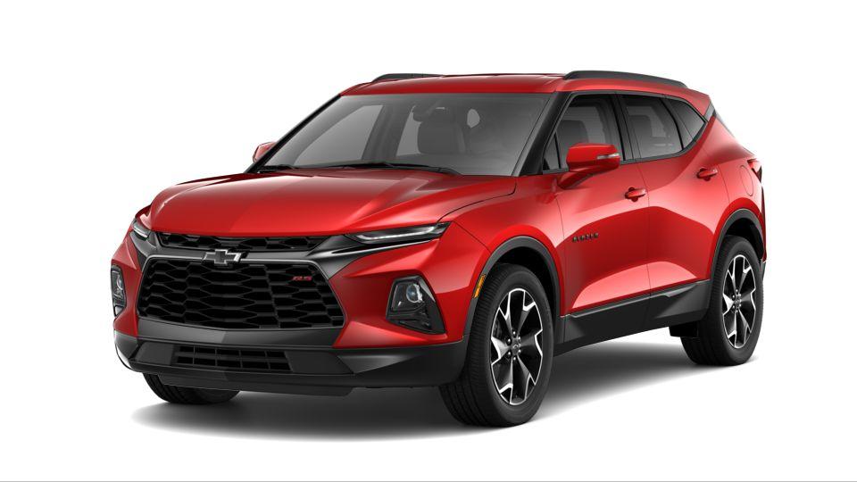 2019 Chevrolet Blazer Vehicle Photo in COLORADO SPRINGS, CO 80905-7347