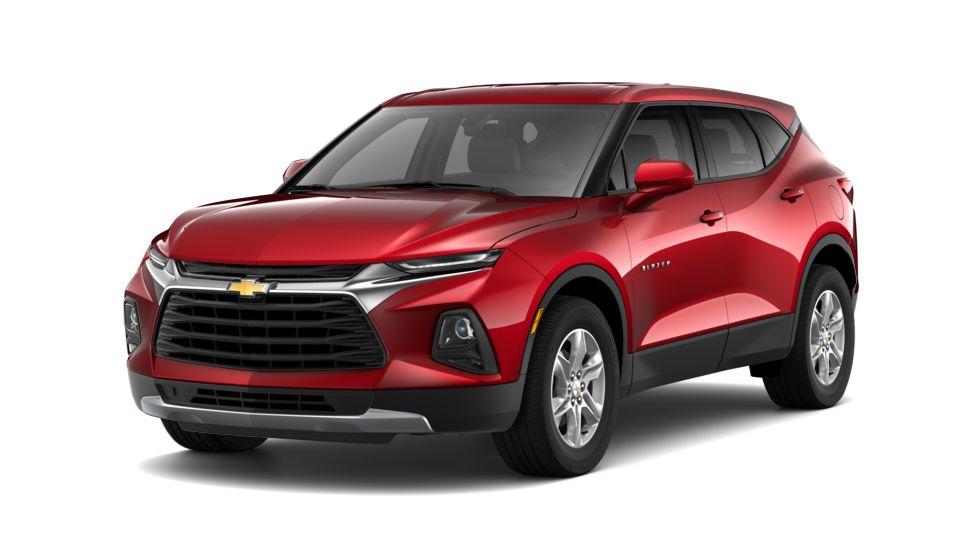 2019 Chevrolet Blazer Vehicle Photo in EMPORIA, VA 23847-1235