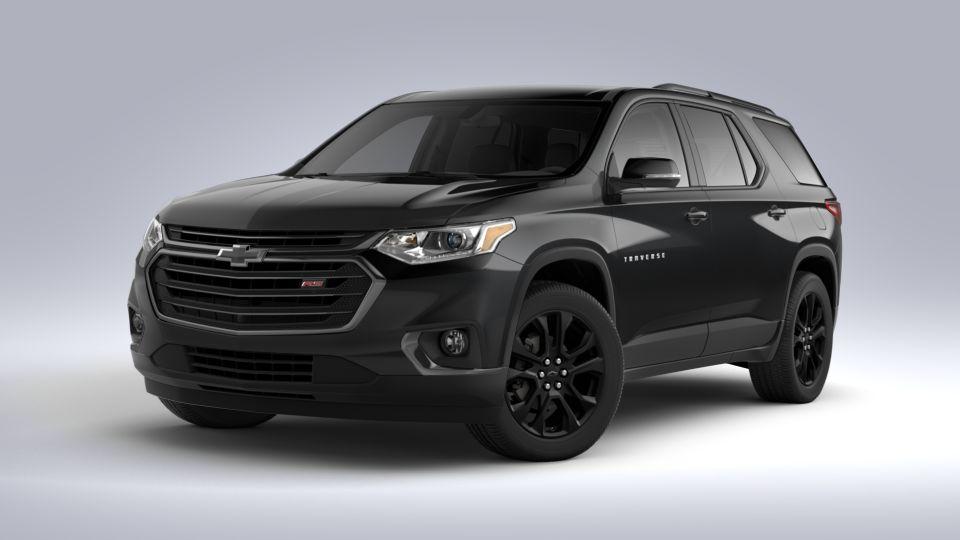 2020 Chevrolet Traverse Vehicle Photo in COLMA, CA 94014-3284
