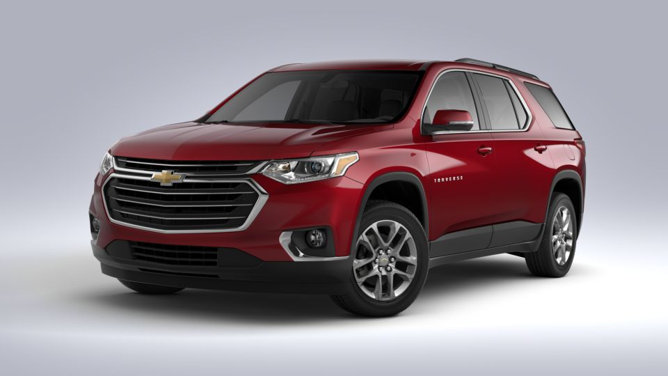 2020 Chevrolet Traverse Vehicle Photo in GREELEY, CO 80634-4125