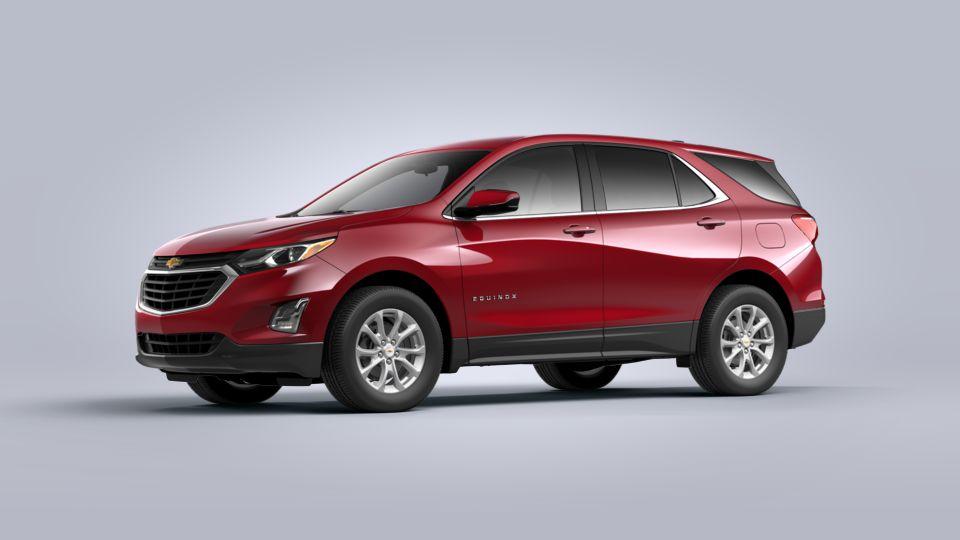 2020 Chevrolet Equinox Vehicle Photo in MADISON, WI 53713-3220