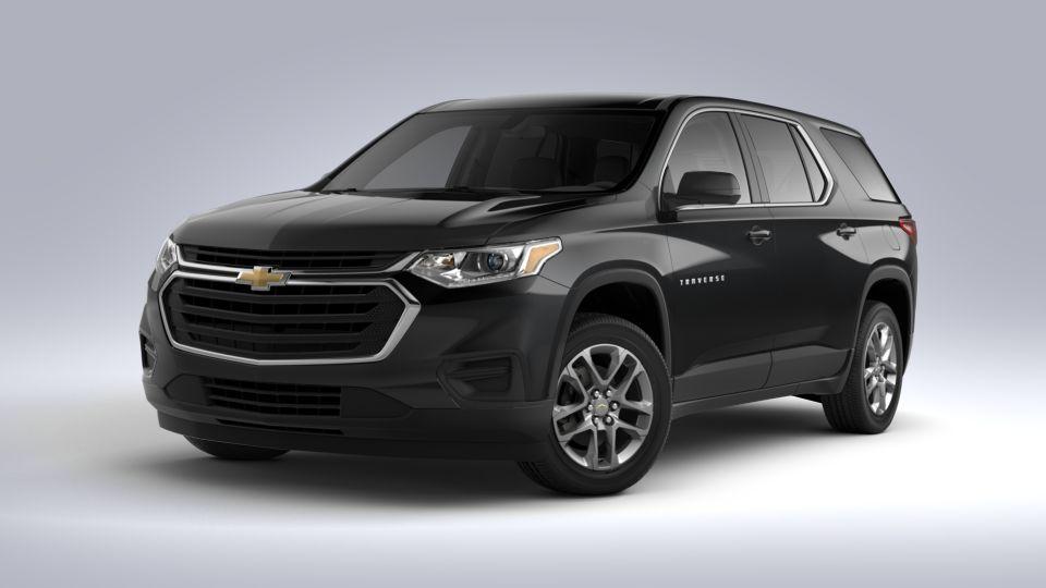 2020 Chevrolet Traverse Vehicle Photo in SELMA, TX 78154-1459