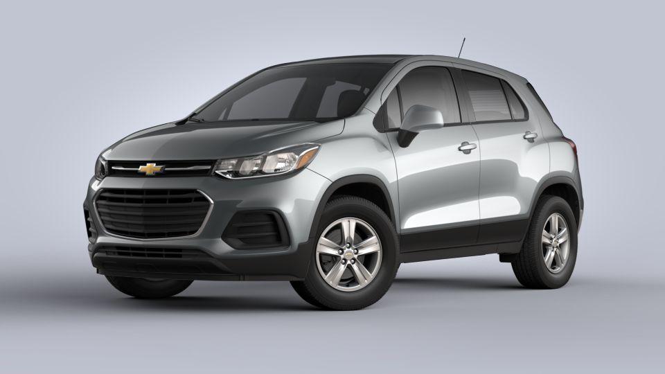 2020 Chevrolet Trax Vehicle Photo in DETROIT, MI 48207-4102