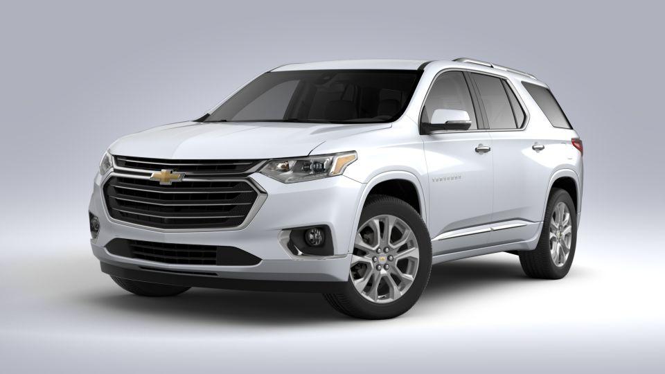 2020 Chevrolet Traverse Vehicle Photo in PUYALLUP, WA 98371-4149