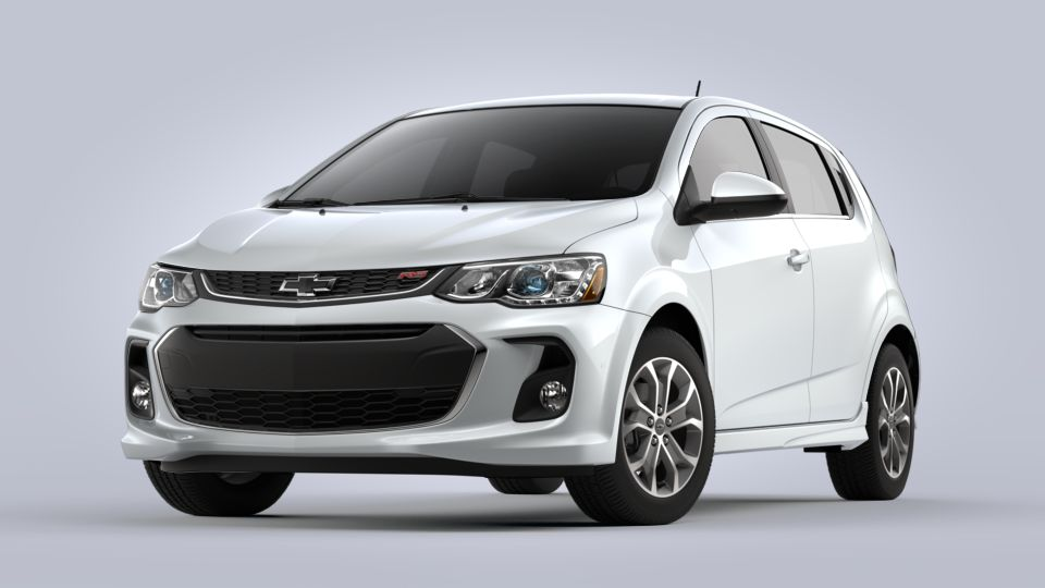 2020 Chevrolet Sonic Vehicle Photo in SAINT CLAIRSVILLE, OH 43950-8512