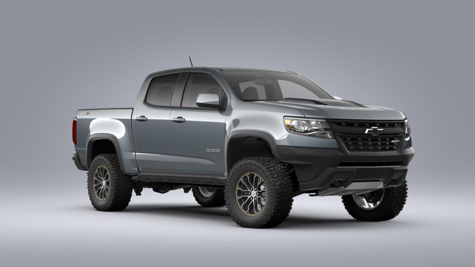 2020 Chevrolet Colorado Vehicle Photo in WEST HARRISON, IN 47060-9672