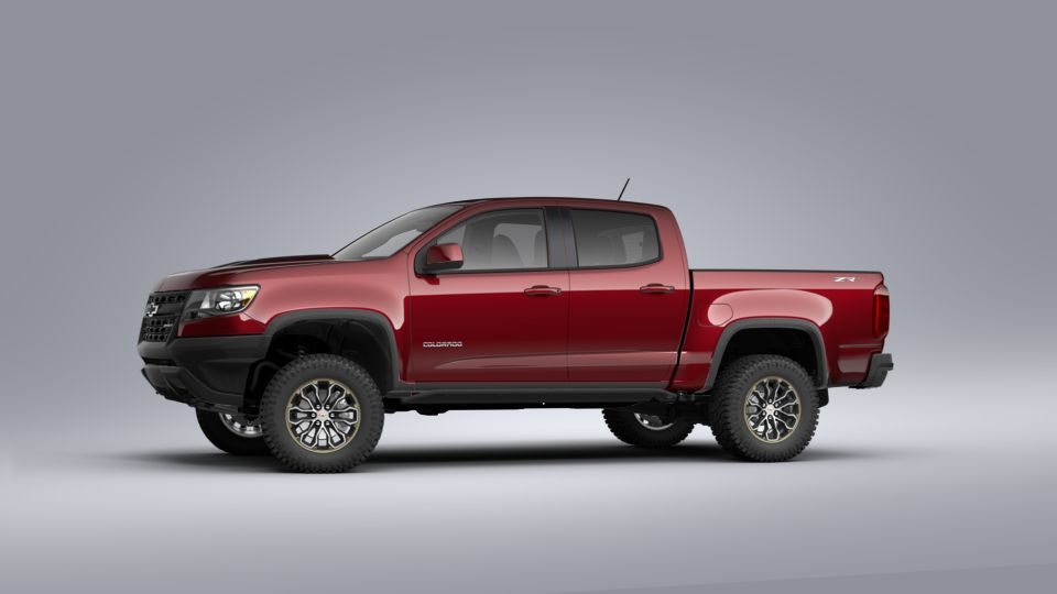 Used 2020 Chevrolet Colorado ZR2 with VIN 1GCGTEEN8L1207564 for sale in Maplewood, Minnesota