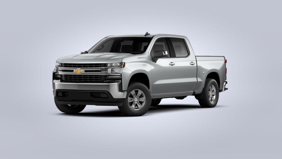 2020 Chevrolet Silverado 1500 Vehicle Photo in HOUSTON, TX 77054-4802