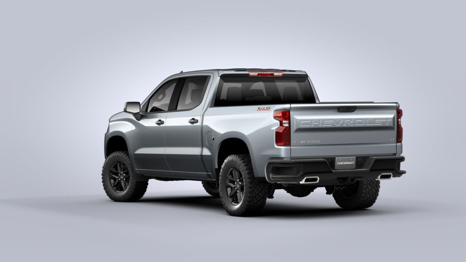 Used 2020 Chevrolet Silverado 1500 LT Trail Boss with VIN 1GCPYFED5LZ376490 for sale in Crookston, Minnesota