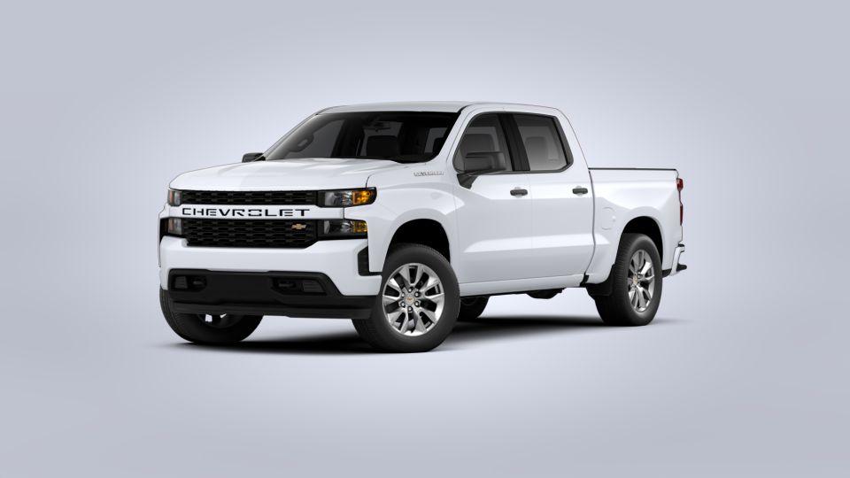 2020 Chevrolet Silverado 1500 Vehicle Photo in ELGIN, TX 78621-4245