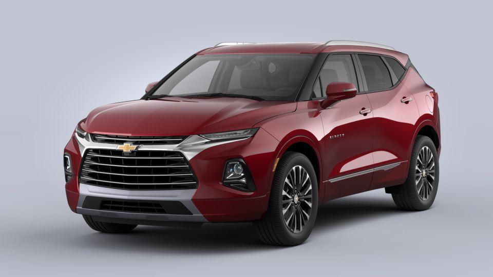 2020 Chevrolet Blazer Vehicle Photo in MIDDLETON, WI 53562-1492
