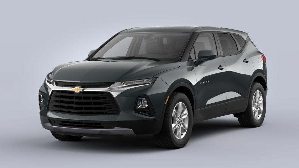 2020 Chevrolet Blazer Vehicle Photo in ODESSA, TX 79762-8186