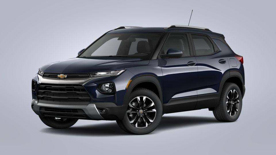2021 Chevrolet Trailblazer Vehicle Photo in BARABOO, WI 53913-9382