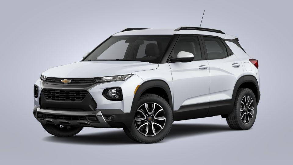 2021 Chevrolet Trailblazer Vehicle Photo in PUYALLUP, WA 98371-4149