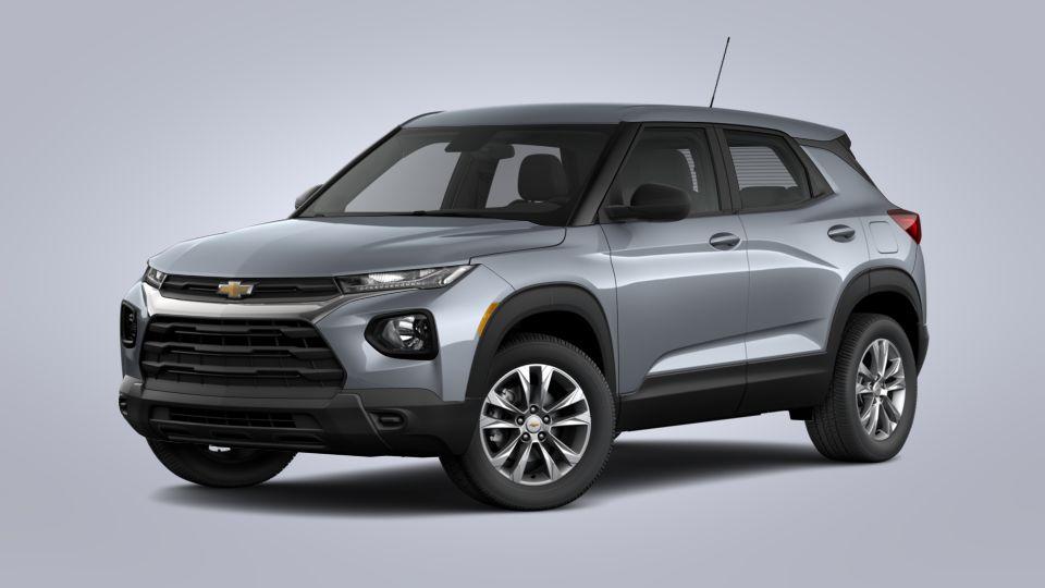 2021 Chevrolet Trailblazer Vehicle Photo in RIVERSIDE, CA 92504-4106