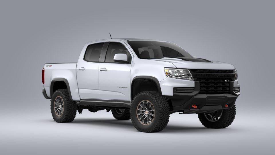 2021 Chevrolet Colorado Vehicle Photo in MAPLEWOOD, MN 55119-4794