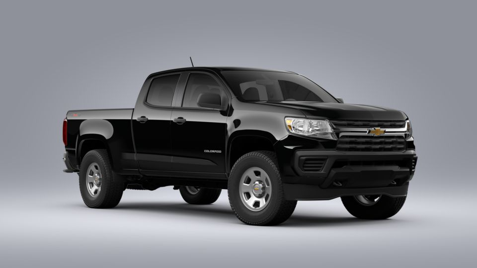 2021 Chevrolet Colorado Vehicle Photo in MADISON, WI 53713-3220