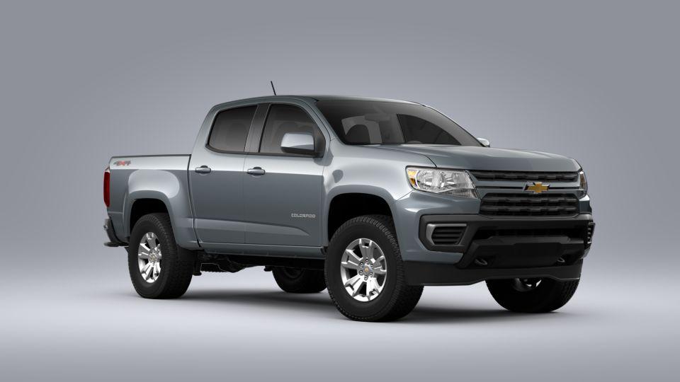2021 Chevrolet Colorado Vehicle Photo in PUYALLUP, WA 98371-4149
