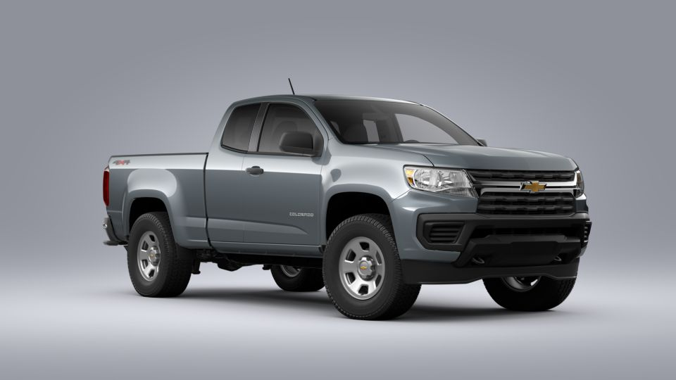 2021 Chevrolet Colorado Vehicle Photo in SPRUCE PINE, NC 28777-8581